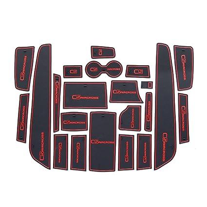 LFOTPP 2 unidades Cubierta protectora para asiento trasero de coche C5 Aircross