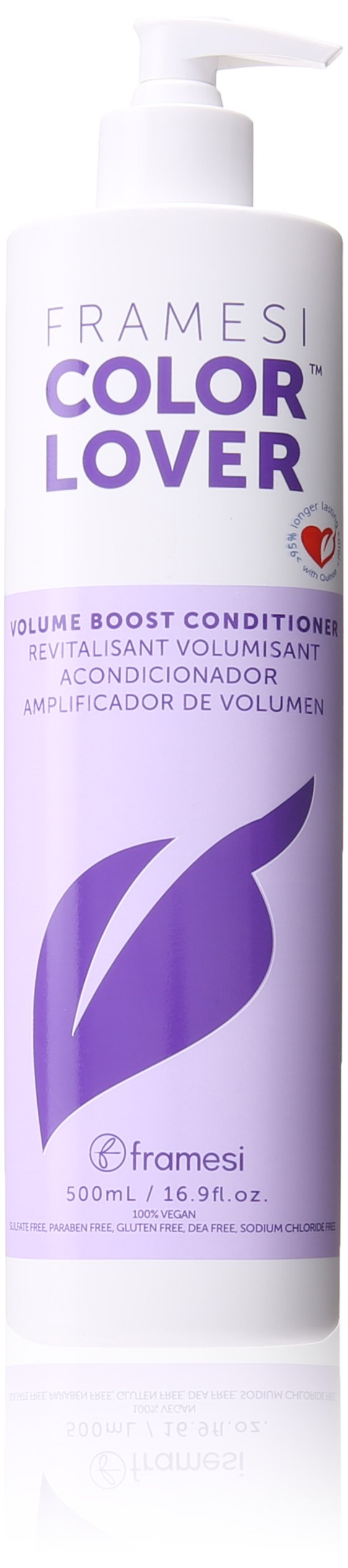 Framesi Color Lover Volume Boost Conditioner, 16.9 Ounce