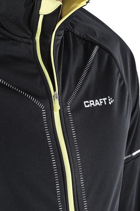 CRAFT Temp/ête 2.0 Veste de Ski de Fond Chaude Homme
