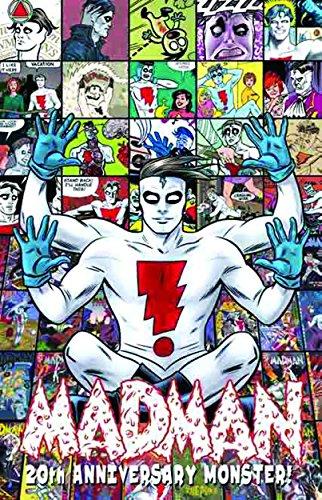 Madman 20th Anniversary Monster por Mike Allred