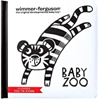 Manhattan Toy Wimmer-Ferguson Baby Zoo Board Book, Ages 6 Months and Up