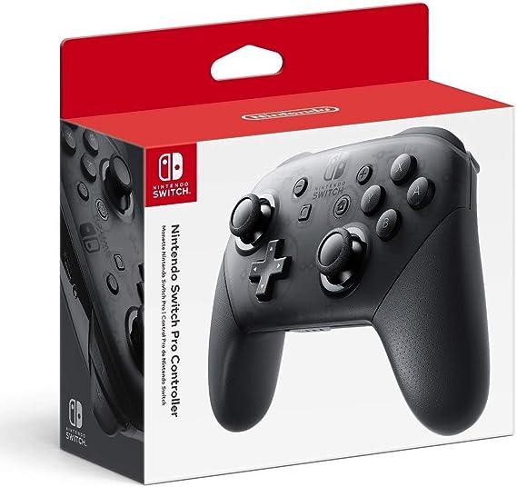 Pro Controller for Nintendo Switch: Amazon.es: Informática