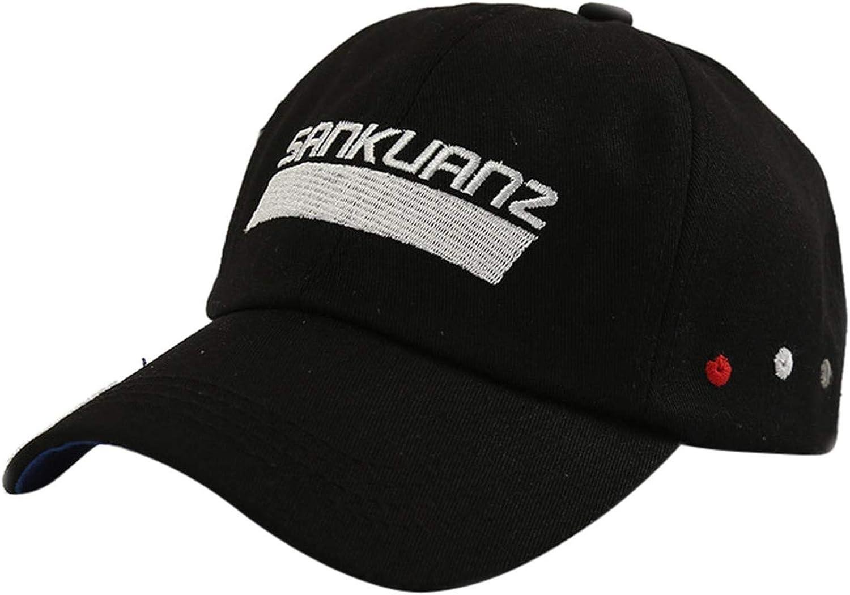 2019 New Baseball Hats Cap Summer Breathable Mesh Sun Gorras Unisex Dad Hat