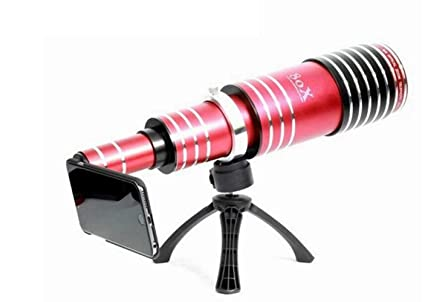 Amazon.com: cto telescope 80x optical zoom telescope phone lens for