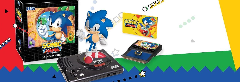 sonic mania plus collectors edition