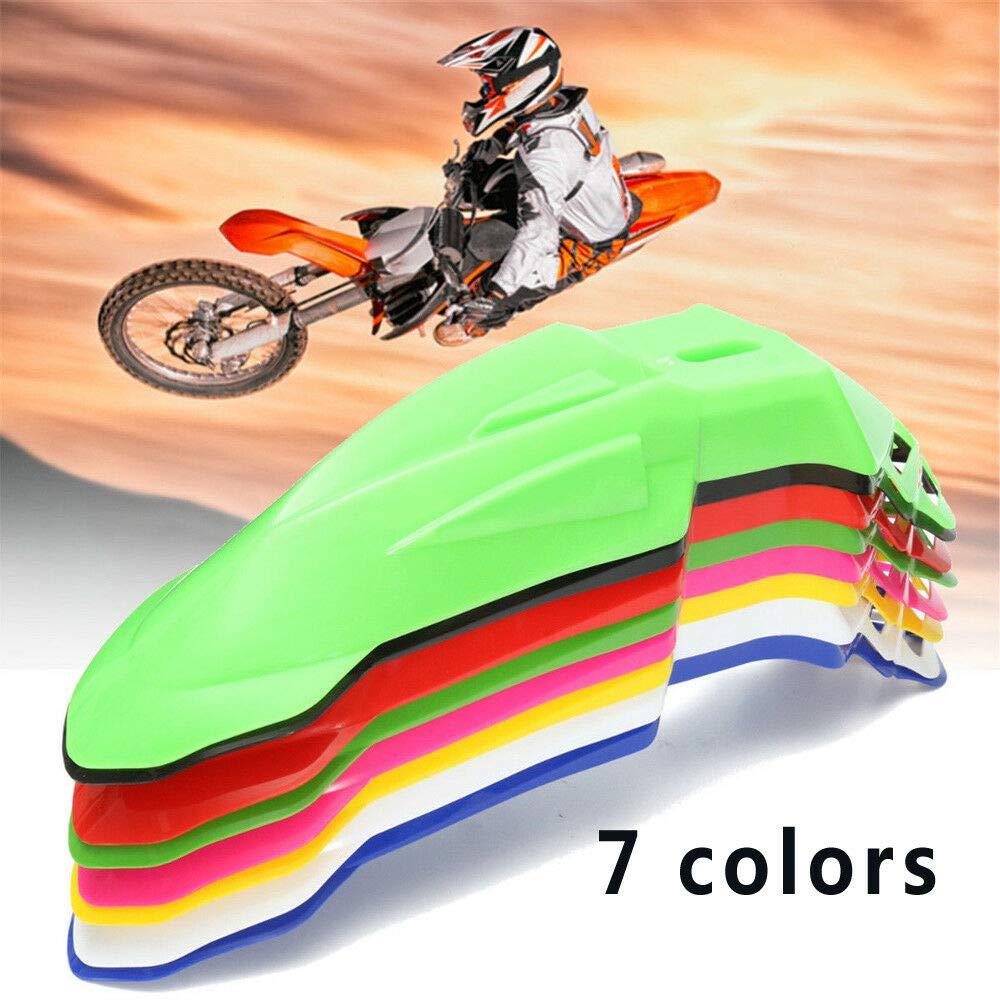 Parafango Anteriore per Moto Pit Dirt Bike FidgetGear Motocross Supermoto
