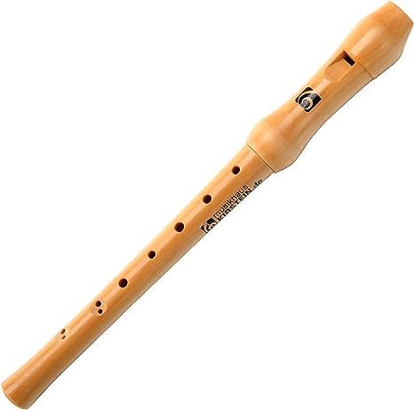 Classic Cantabile flauta dulce soprano arce, barroco: Amazon.es ...