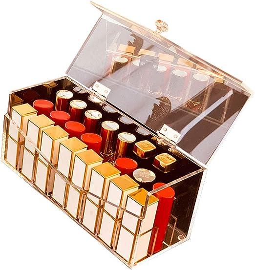 LIYANSBH - Cajas para relojes Organizador de lápiz Labial de ...