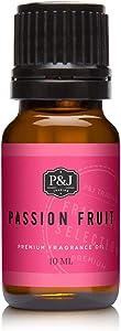 Passion Fruit Fragrance Oil - Premium Grade Scented Oil - 10ml