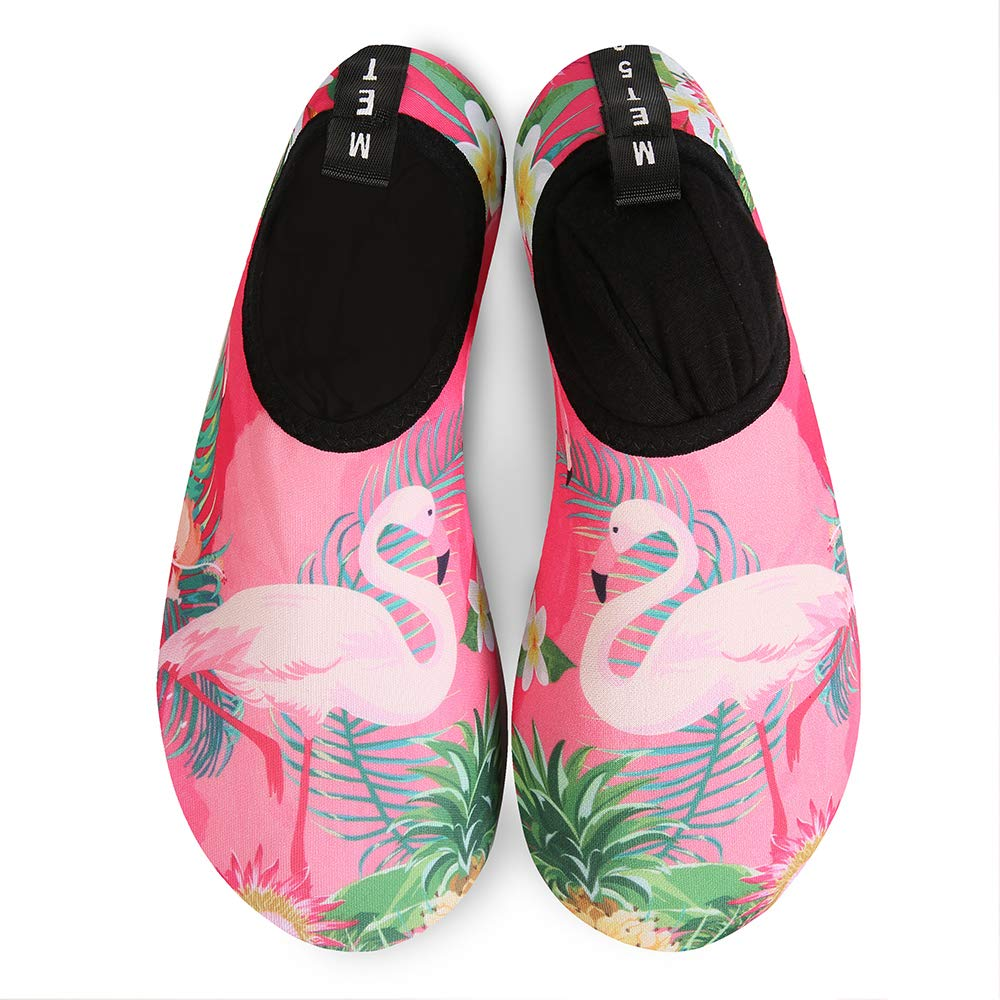 Coser Paradise Womens Mens Water Shoes Quick-Dry Aqua Socks Barefoot Shoes for Water Sports