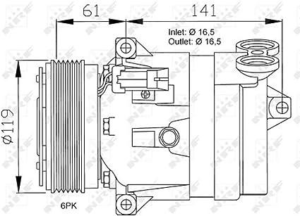 Valeo 699102 Sistemas de Aire Acondicionado