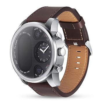 Pulsera de Actividad Inteligente, Reloj Inteligente Hombre Mujer ...