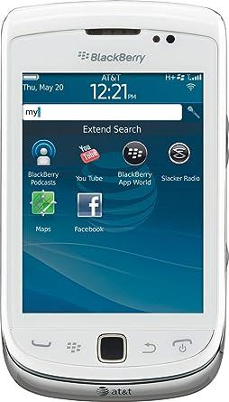 amazon com blackberry torch 4g 9810 phone white at t cell rh amazon com White BlackBerry Torch 9810 Pictures of BlackBerry Torch Phones