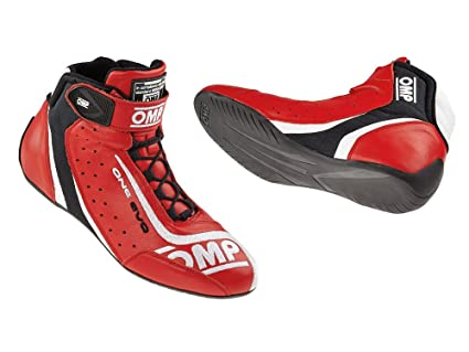 Image Unavailable. Image not available for. Color  OMP ONE EVO 2016 DRIVING  SHOES RED SIZE 12.5-13 US ... 534dfba4d