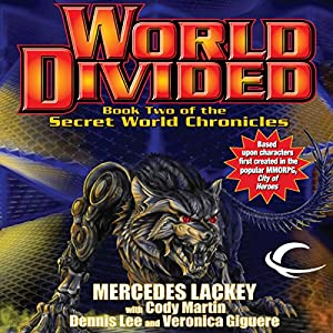 World Divided Audiobook