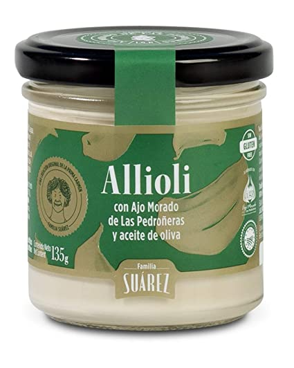 Allioli Aceite De Oliva Jr Tarro 135 G