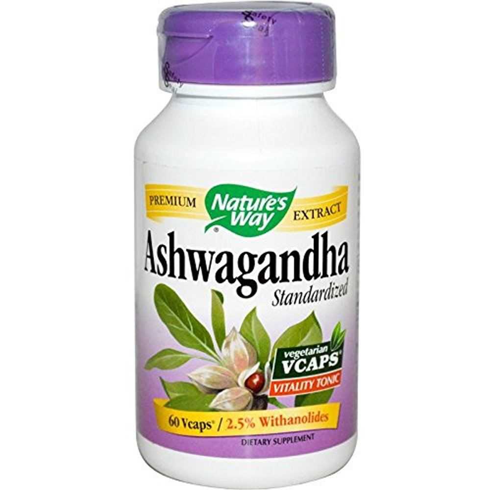 Nature S Way Ashwagandha Supplement