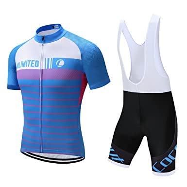Coconut Ropamo Men s Short Sleeve Cycling Jersey Bike Shirt Men s Cycling  Bib Shorts with 3D Gel 12a5b0fb7