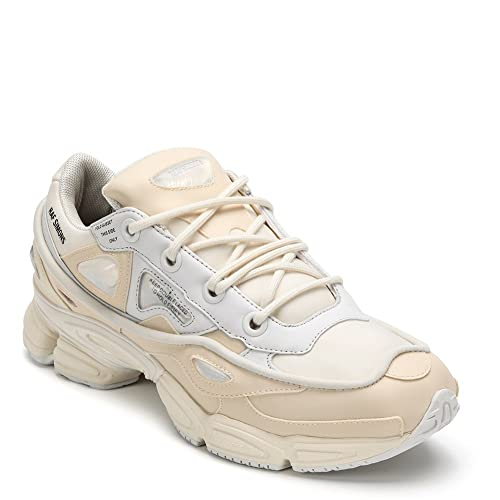 outlet store 12a00 f1a13 Adidas X Raf Simons Unisex Ozweego Bunny Running Shoes S81161 Cream White  US 12 (Men) and UK 11.5 (Men) Amazon.ca Shoes  Handbags