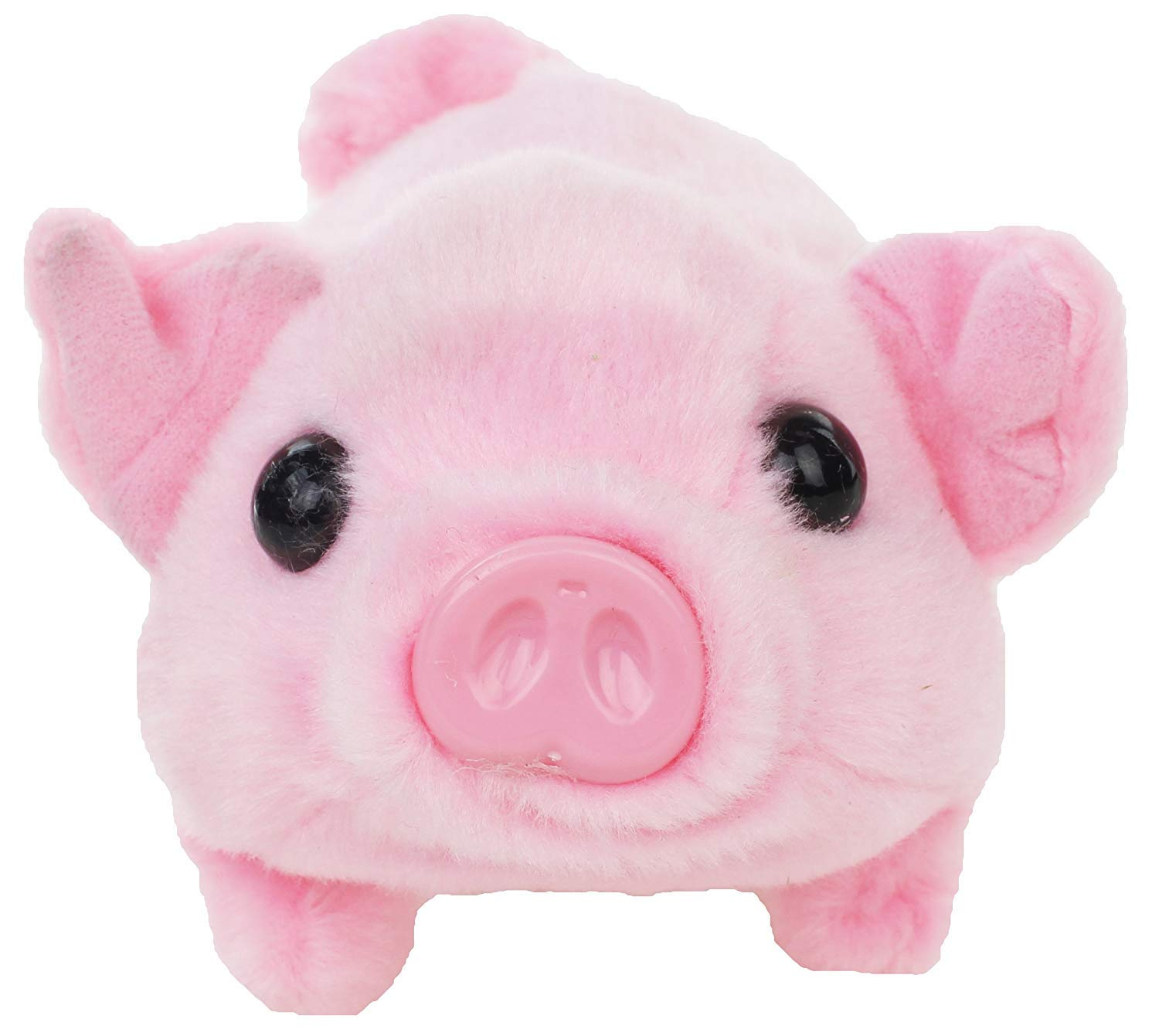 Walking Pet Pig | Wiggling, Snorting, Oinking | Battery Operated | Electronic Piggy. by Cute Piggy (Image #2)