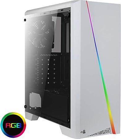 Aerocool Cylon Mid Tower Rgb Pc Spieletasche Atx Computer Zubehör