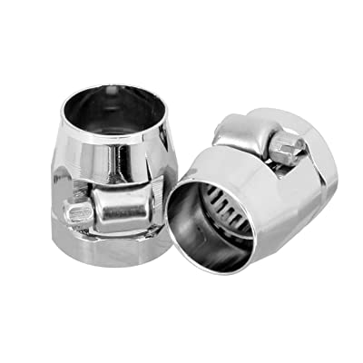 "Spectre Performance 2268 Magnaclamp 3/8"" Fuel Line Fitting: Automotive"