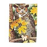 Gifted Living Owl Garden Flag