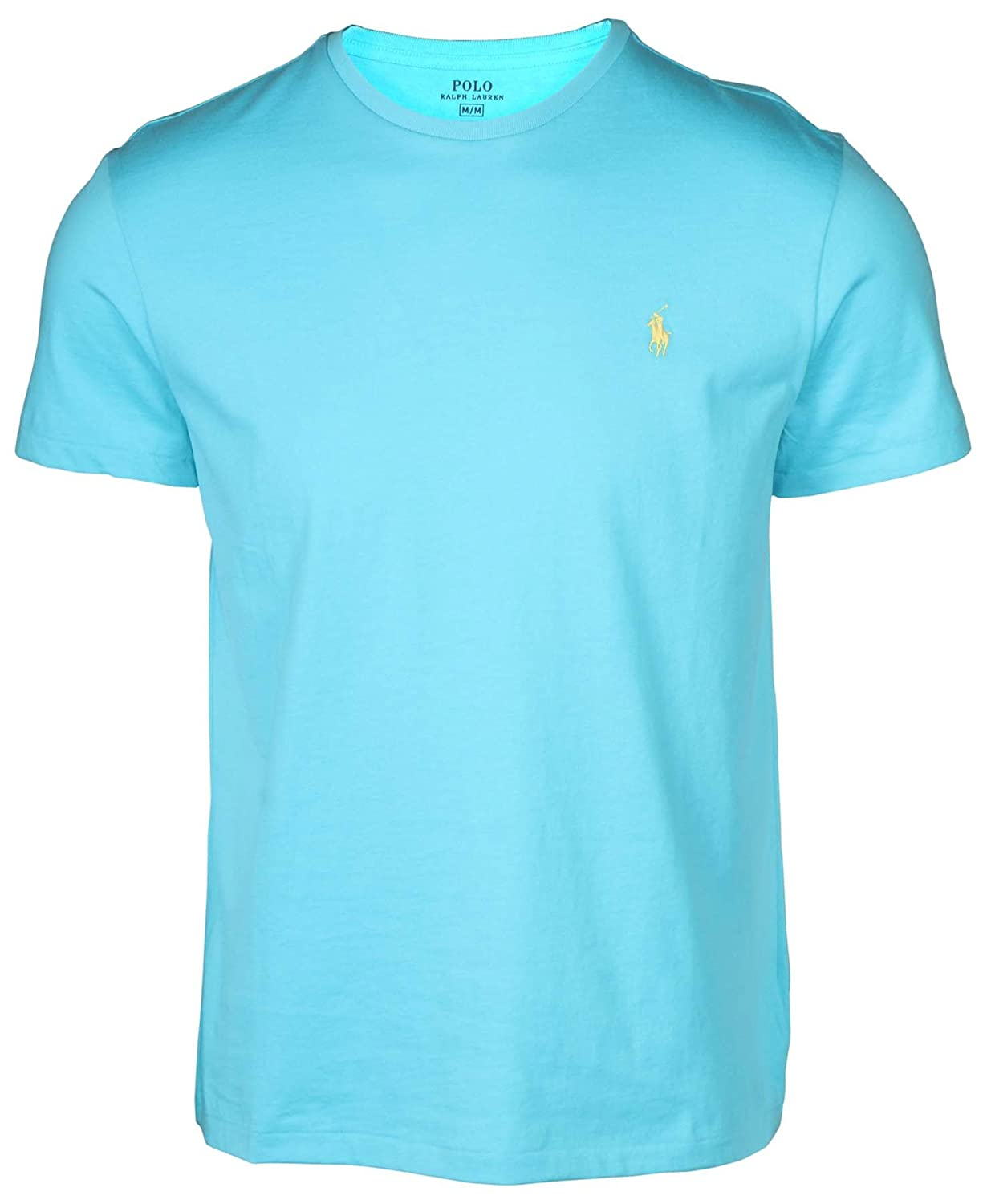 Maglietta Ralph Lauren Classic-Fit - True Aqua - Medium