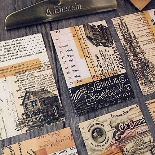 Bullet Journal 320pcs Dekoration Papier Aufkleber DIY Vintage Design Klebstoffe Aufkleber f/ür Craft Scrapbook Album Lychii Scrapbooking Stickers Kalender Planer