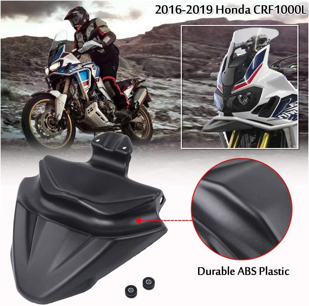 Front Headlight Lens Covers Guard For Honda CRF1000L Africa Twin 2016-2017 Sm UK