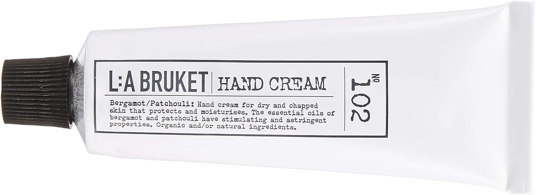 L:A Bruket Bergamot & Patchouli Hand Cream