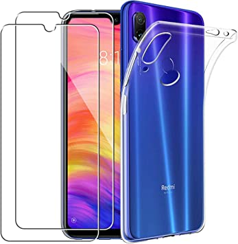Meeter- Funda Xiaomi Redmi Note 7, Compatible con Redmi Note 7 Pro ...