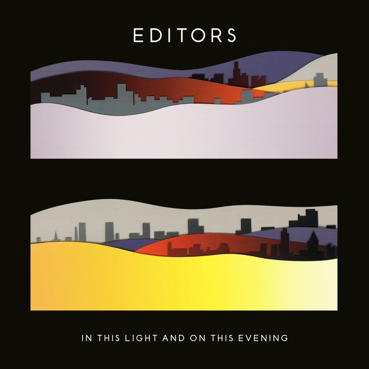 Vinilo : Editors - In This Light & On This Evening (LP Vinyl)