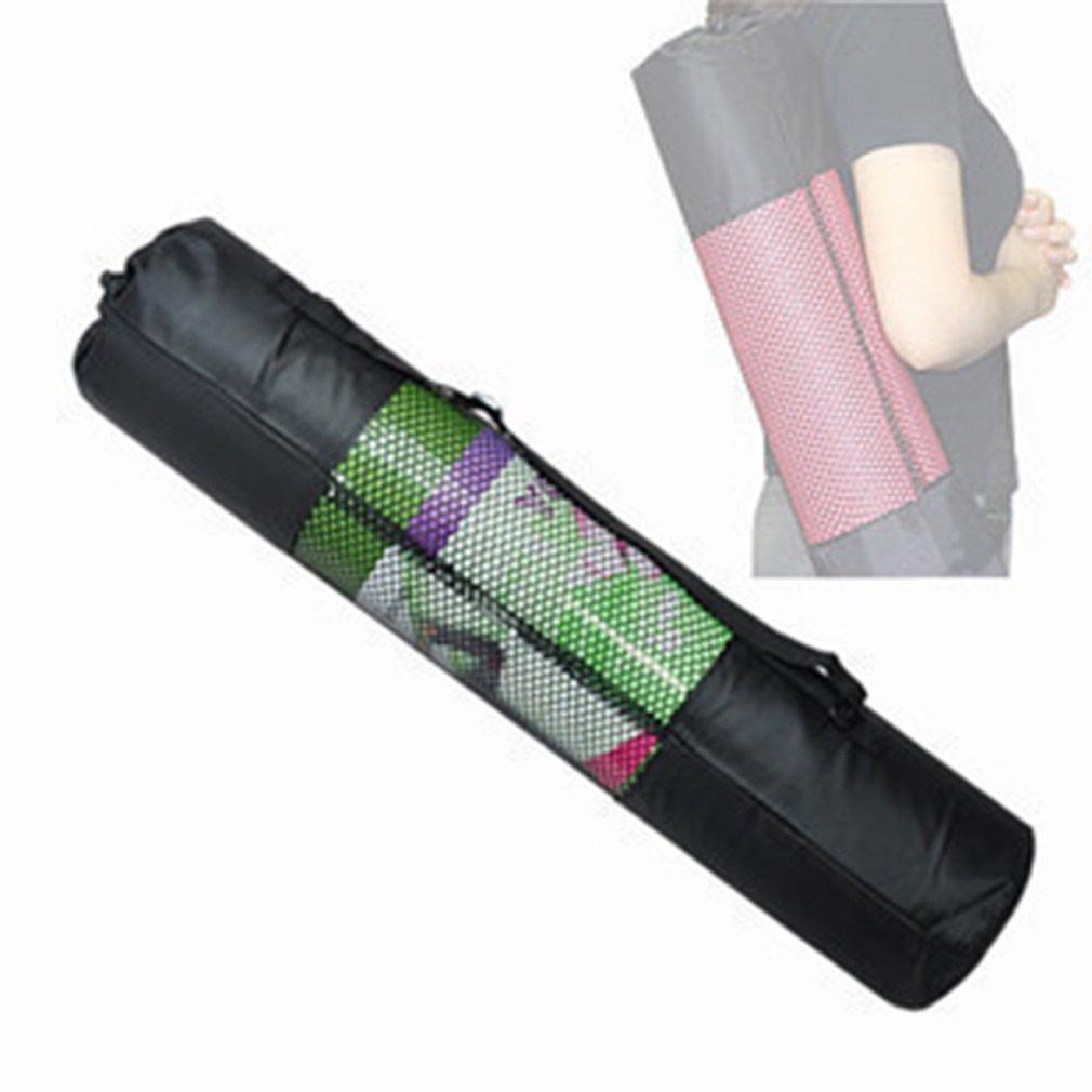 Ndier Deanyi Bolsa Oxford para Ejercicios y Entrenamiento Malla de Yoga port/átil para Pilates 67 cm
