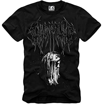 E1Syndicate T-Shirt Black w4hLfvi
