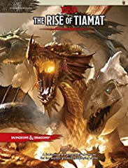 Avert the Cataclysmic Return of Tiamat in this Adventure for the World's Greatest Roleplaying GameThe Cult of the Dragon leads the charge in an unholy crusade to bring Tiamat back to the Realms, and the situation grows more perilous for good...