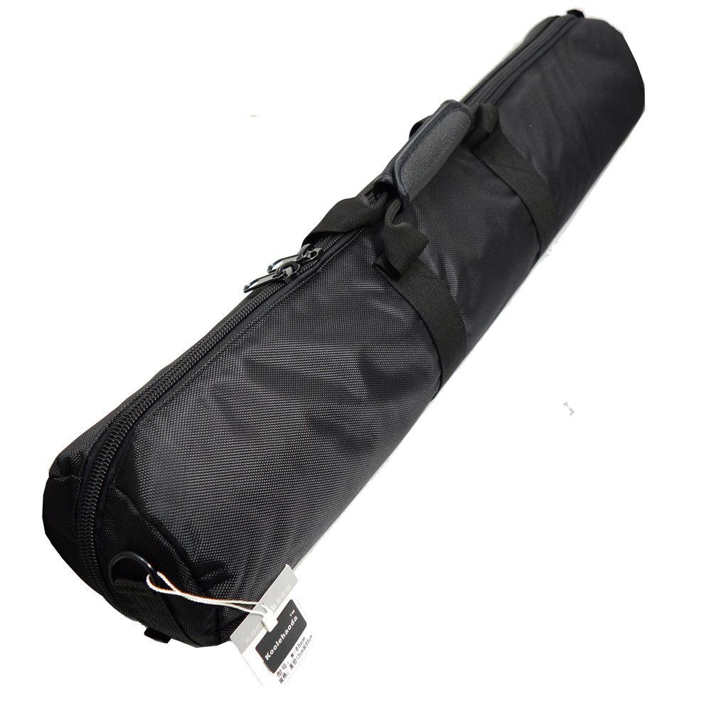 Koolehaoda 25 Inch Tripod Carrying Case Thickened Tripod Bag with Strap for Bogen-manfrotto, Sunpak, Vanguard, Slik, Giottos and Gitzo Tripods
