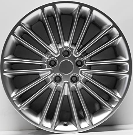 2015 Ford Fusion Rims >> Amazon Com Ford Fusion 2013 2014 2015 2016 18 New Replacement