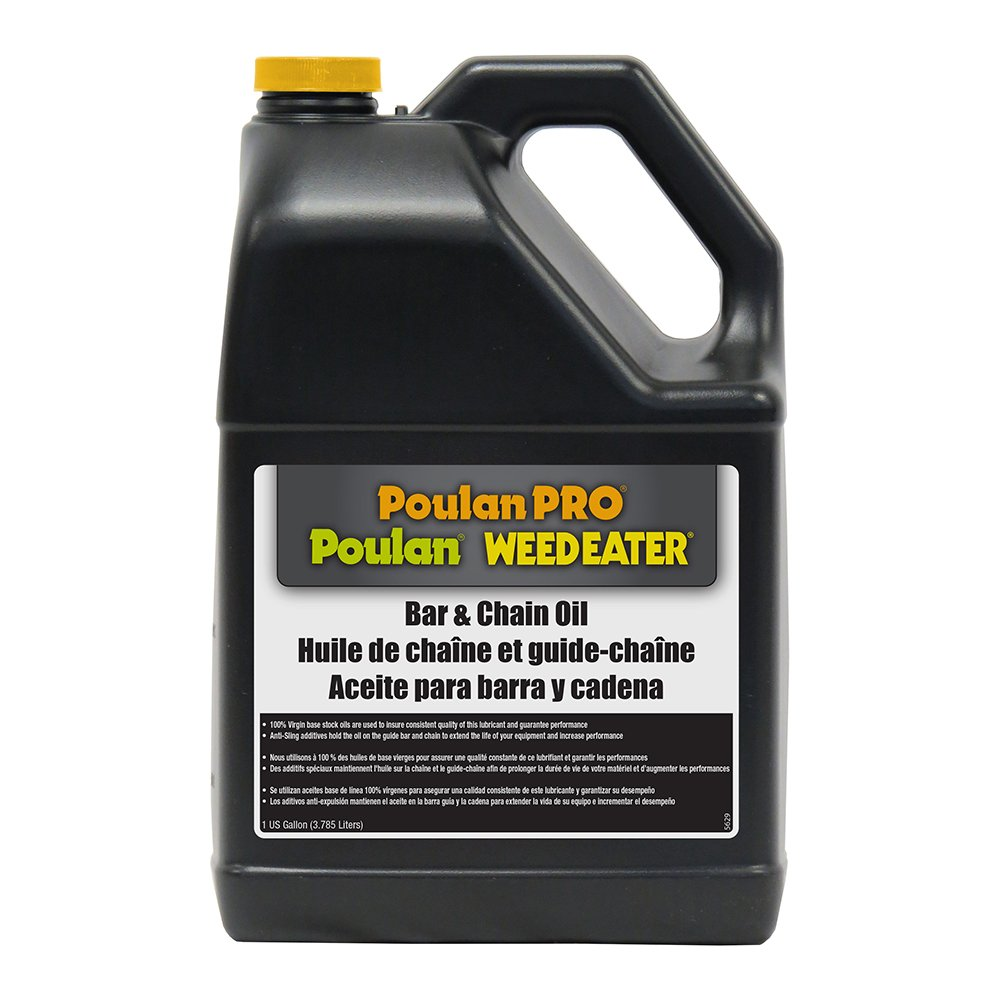 Poulan Pro 952030204 Bar and Chain Oil- 1 Gallon by Poulan Pro