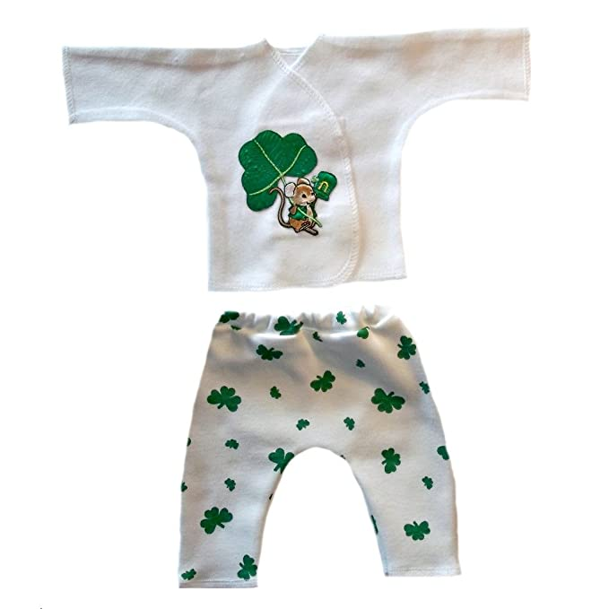 a03a810c1 Jacqui's Unisex Baby Irish Travels Preemie & Newborn Clothing Set - Made in  the USA,