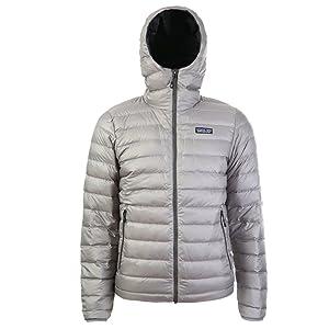 Patagonia Men's Down Sweater Hoody 84701 FTFG SZ L