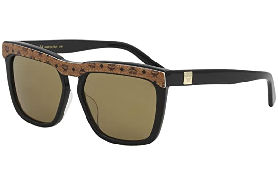 Amazon.com: anteojos de sol Mcm 641 S 262 Coñac visetos ...