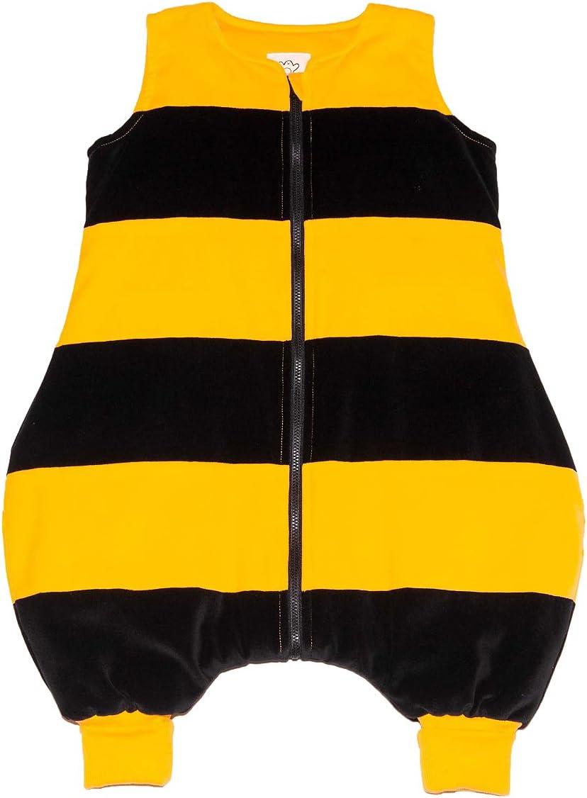 The PenguinBag Company Abeja - Saco de dormir con piernas, TOG 2.5, talla S: Amazon.es: Bebé