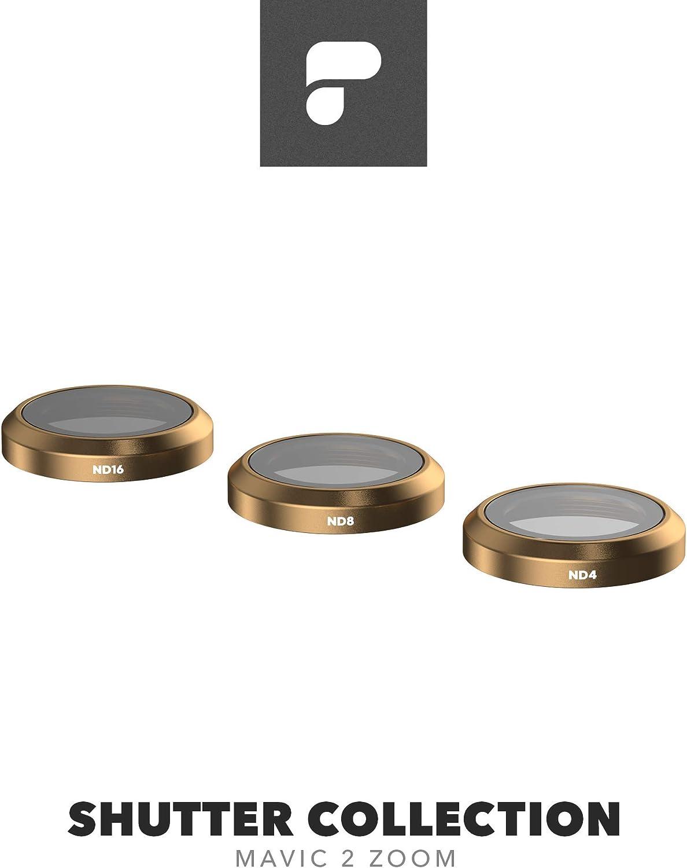 Polarpro Shutter Filter Kollektion Für Dji Mavic 2 Zoom Kamera