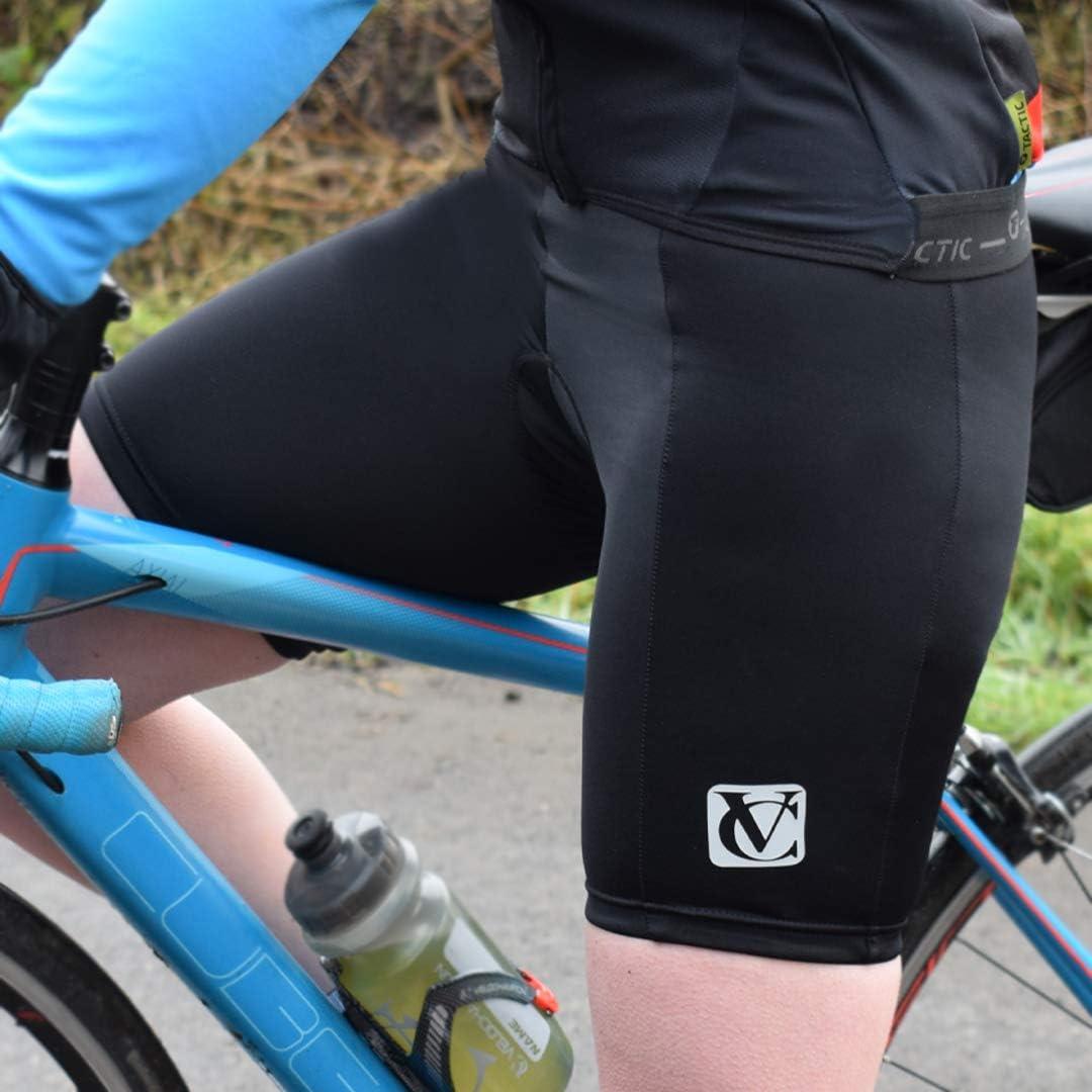 VeloChampion Pantalones Cortos para Mujer de Ciclismo Inserción ...