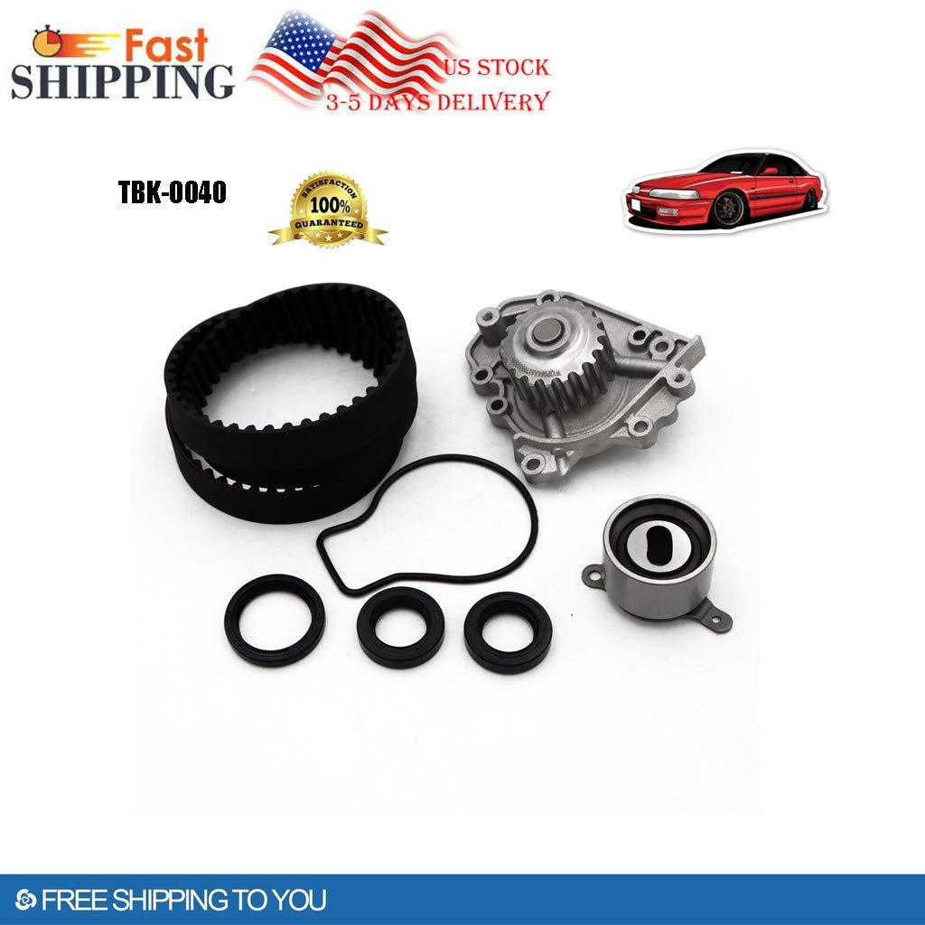 Automatic Tool Set, Vithconl Timing Belt Water Pump for 96-01 Acura Integra 1.8L Honda CRV 2.0L B18B1 B20B4 (Ship from US)
