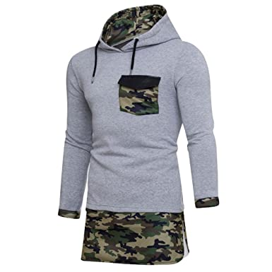 2b198eadaee7 Pull Sweat Hoodie Capuche Veste Hiver Homme camouflage À Overdose g7qTFF