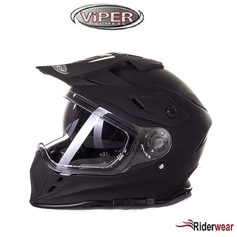 Casco de Moto VIPER RX de v288 Cascos MX Motocross Enduro Quad Sports Casco NEW Estilo
