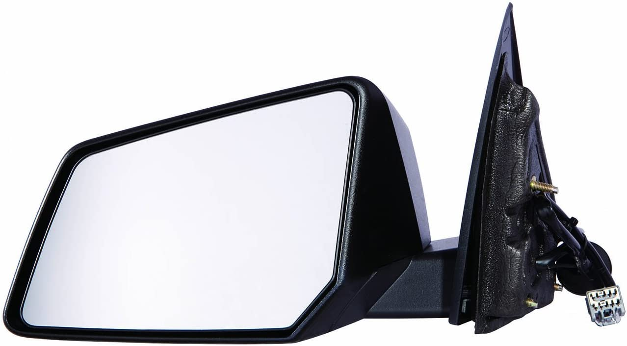 Heated, Foldaway Replacement Passenger Side Power View Mirror Fits Chevy Traverse