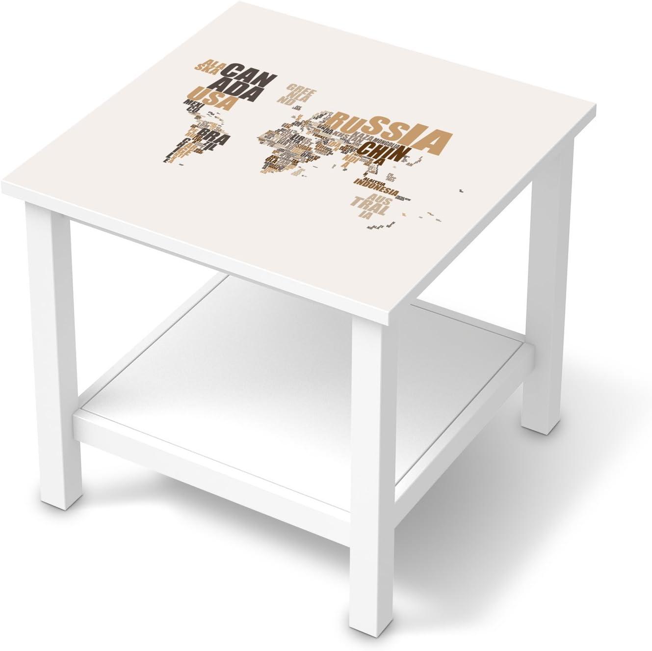mesa auxiliar hemnes ikea